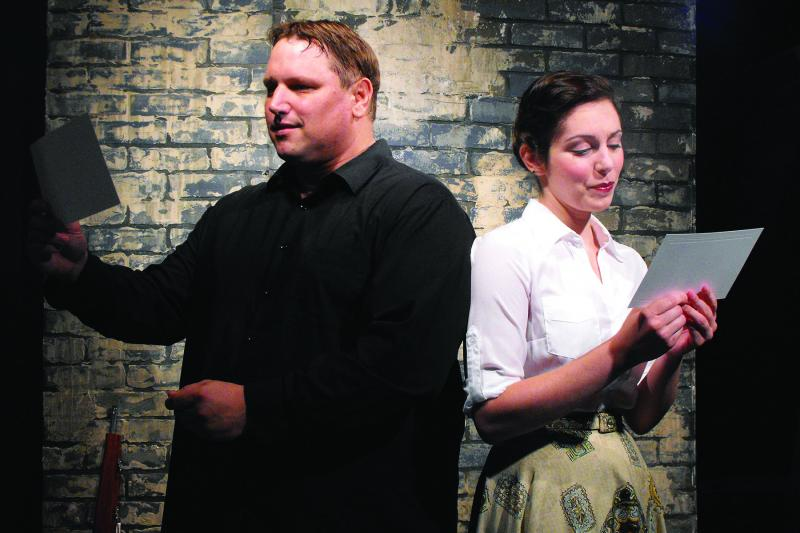 BWW Previews: HISTORY IS BROUGHT TO LIFE THROUGH REAL LETTERS AND SONG at Silver Meteor Gallery