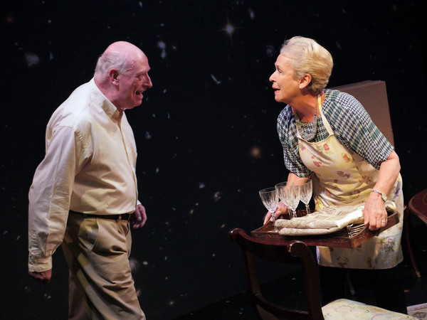 Photo Flash: First Look at REMARKABLE INVISIBLE at Theatre by the Lake