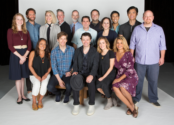The cast and creative team of BENNY & JOON at The Old Globe