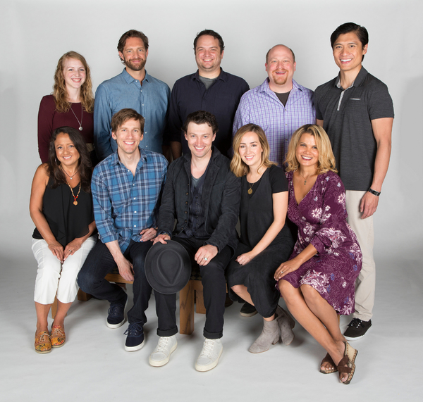 The cast of BENNY & JOON at The Old Globe Photo