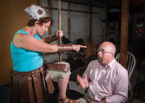 Photo Flash: Sixth Annual Island Theatre's Ten-Minute Play Festival Opens 8/18
