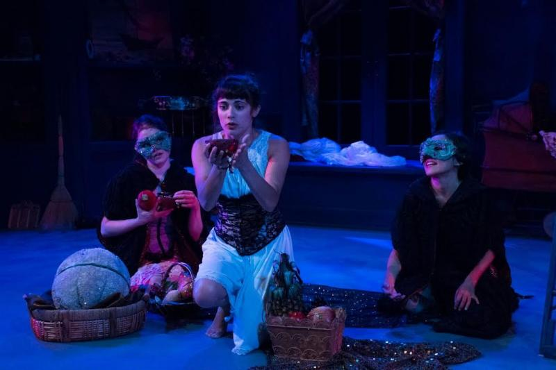 BWW Review: Sound Theatre Company's GOBLIN MARKET a Feast for the Eyes and Ears