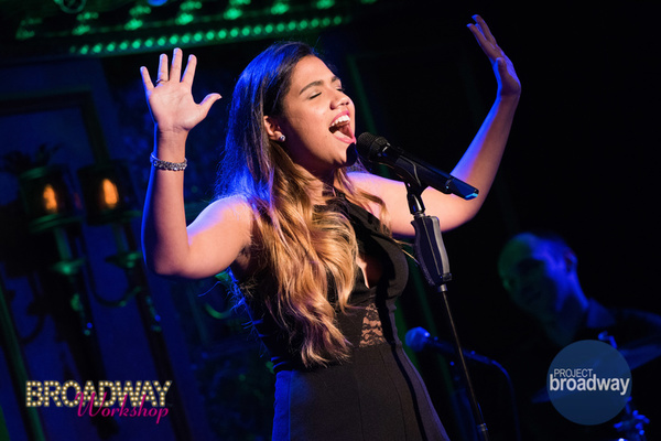 Photo Flash: Broadway Workshop Returns to Feinstein's/54 Below to Benefit Project Broadway