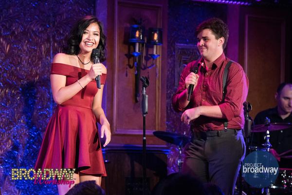 Amanda Chin and Andy Kear