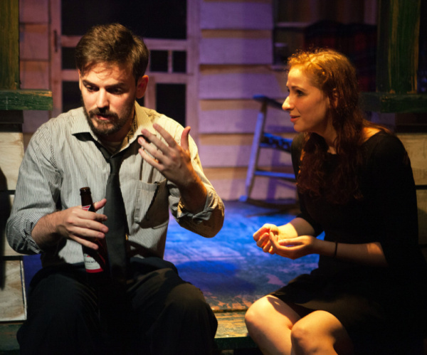 Photo Flash: Nuance Brings PROOF to the Stage