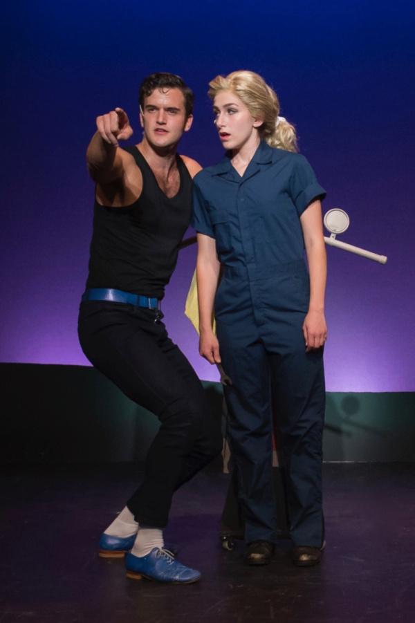 Photo Flash: ALL SHOOK UP Rocks New London Barn Playhouse