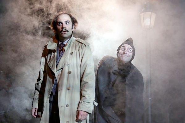 Photo Flash: North Shore Music Theatre Is 'Puttin' On the Ritz' with YOUNG FRANKENSTEIN
