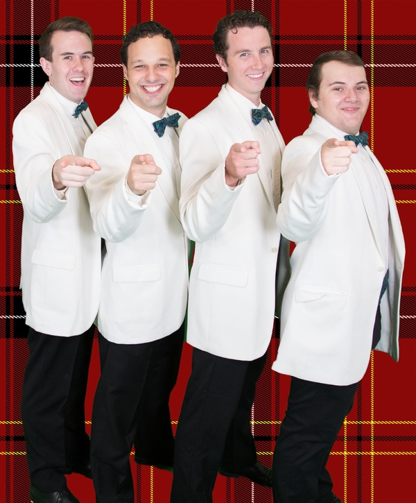 Photo Flash: Meet the Cast of FOREVER PLAID at Marietta Theatre Company