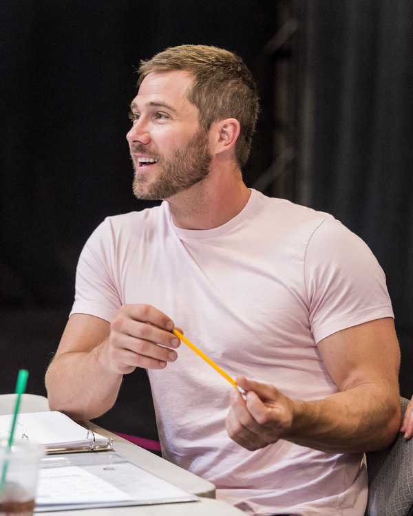 Photo Flash: Inside Rehearsals for Paul Rudnick's New Play BIG NIGHT at the Douglas