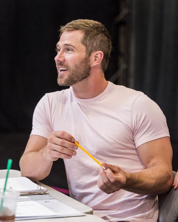 Cast member Luke Macfarlane