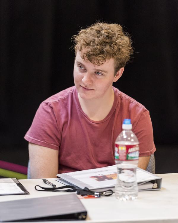 Cast member Tom Phelan