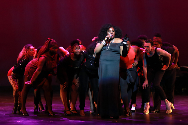 Photo Flash: Alex Newell, Christopher J. Hanke, Ryann Redmond and More Take the Stage with Broadway Dreams Students in Philly