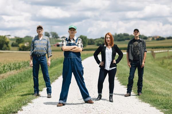 Cork Ramer, Bill Hutson, Erika Hall Seiff and Jeremy Estill