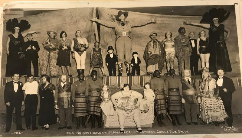 NY Public Library's Annemarie van Roessel on Rare Portraits from the Golden Age of Circus