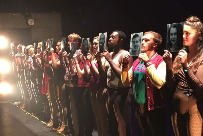 BWW Review: A CHORUS LINE at Susquehanna Stage Company