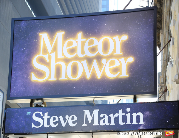 Up on the Marquee: METEOR SHOWER
