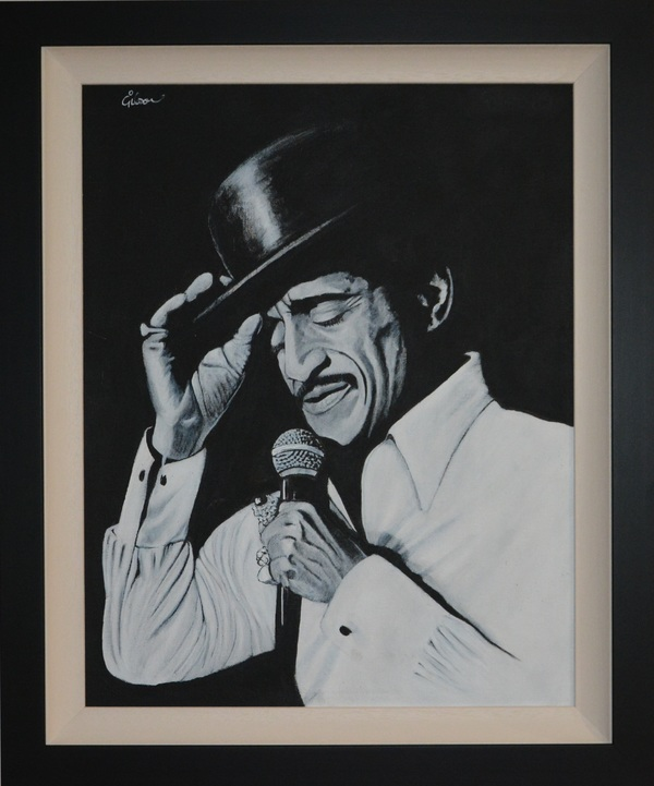 Photo Flash: Sneak Peek - Broadway, Jazz Greats Featured in Gilson Lavis Exhibition