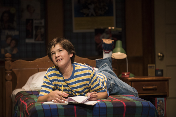 Photo Flash: First Look at Eli Tokash and More in TREVOR THE MUSICAL at Writers Theatre