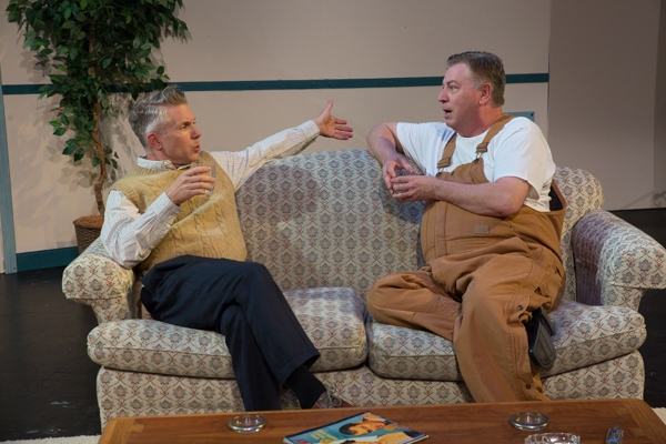 Photo Coverage: First Look at Evolution Theatre Company's PERFECT ARRANGEMENT