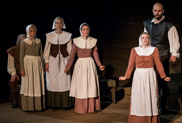 Photo Flash: First Look at THE CRUCIBLE at Main Street Theatre Works