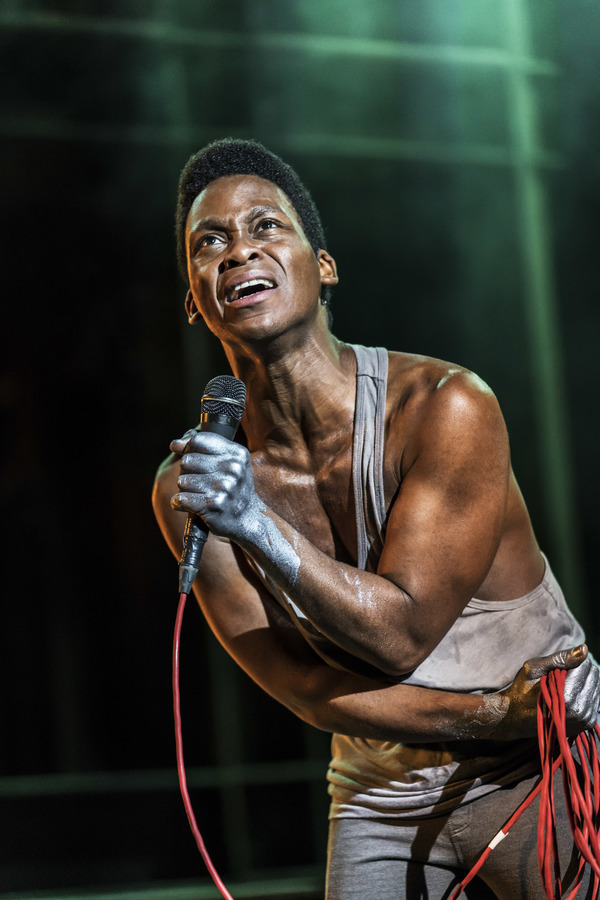 Photo Flash: First Look at JESUS CHRIST SUPERSTAR at Regent's Park Open Air Theatre