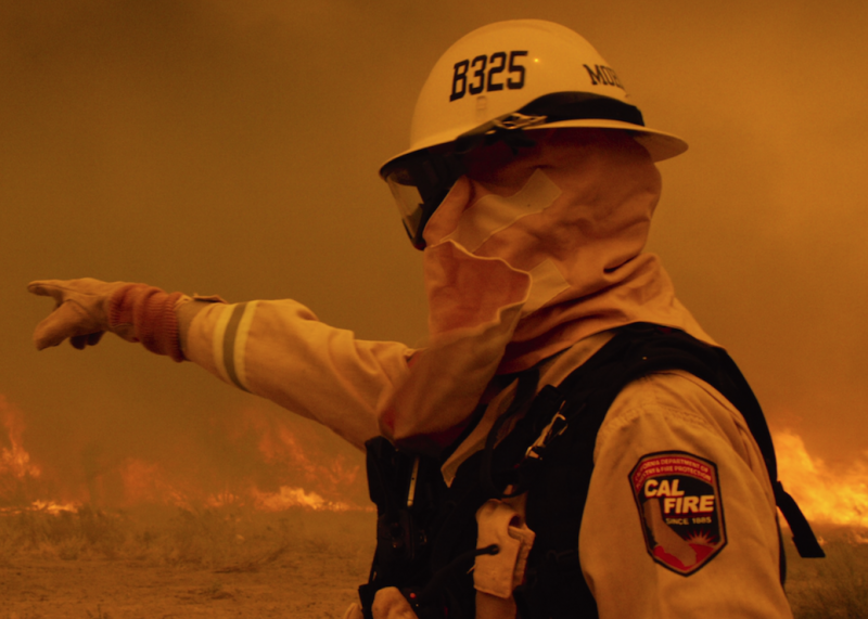 VIDEO: First Look - Netflix's Upcoming Documentary Series FIRE CHASERS