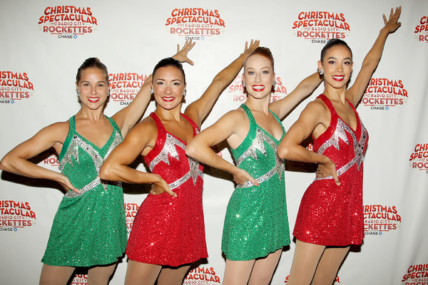 Photo Flash: The Rockettes Bring Joy to 6th Avenue with 'Christmas in August' Event