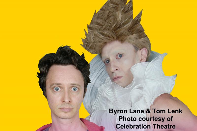BWW Review: Tom Lenk IS Tilda Swinton in Byron Lane's Hysterical TILDA SWINTON ANSWERS AN AD ON CRAIGSLIST