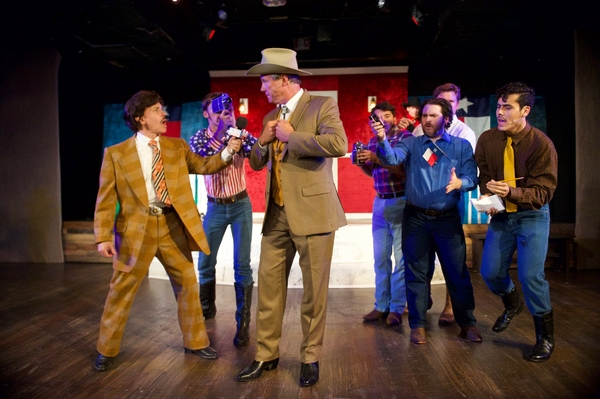 Photo Flash: THE BEST LITTLE WHOREHOUSE IN TEXAS Opens Tonight at TexArts