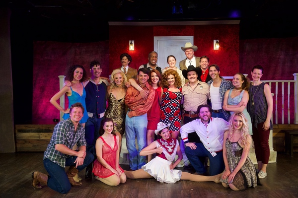 The Company of TexARTS' The Best Little Whorehouse in Texas