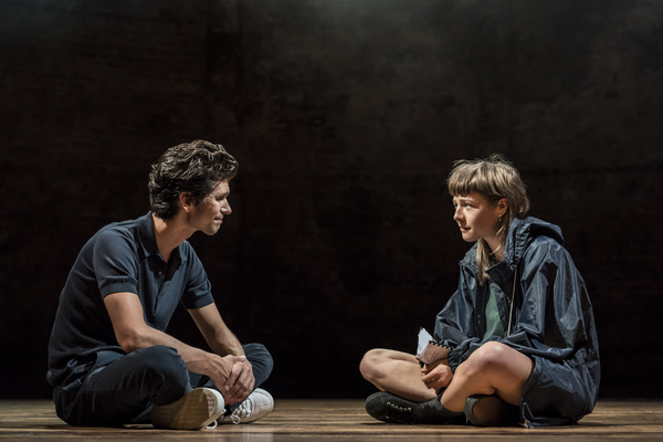 Photo Flash: First Look at Almeida Theatre's AGAINST, Featuring Ben Whishaw