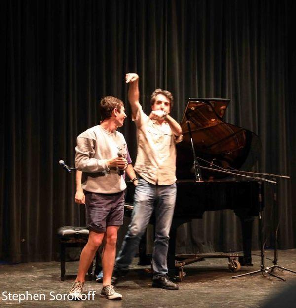 Danny Feldman & Jason Robert Brown