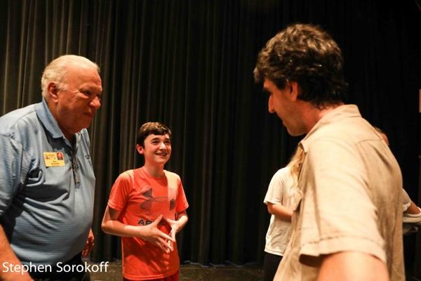 Photo Coverage: Jason Robert Brown Performs At French Woods