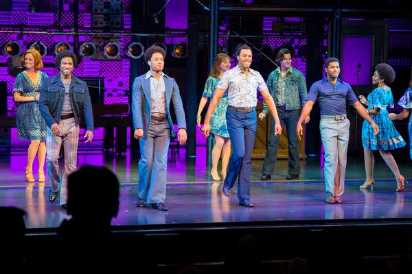 Photo Coverage: BEAUTIFUL Celebrates 1500 Earth-Moving Performances on Broadway!