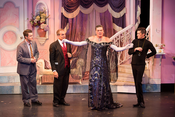 Photo Flash: First Look at THE PRODUCERS at Theatre By The Sea