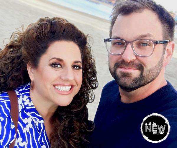 Hosts Marissa Jaret Winokur and Ryan O'Connor