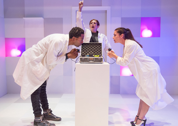 Photo Flash: First Look at WELCOME TO THE WHITE ROOM at Theatre of NOTE