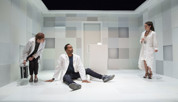 Photos: First Look at WELCOME TO THE WHITE ROOM at Theatre of NOTE