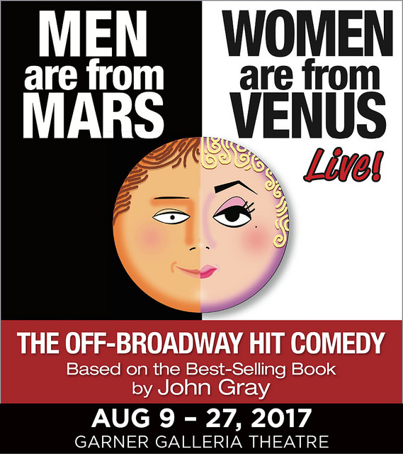 BWW Review: MEN ARE FROM MARS... at the DCPA's Garner Galleria