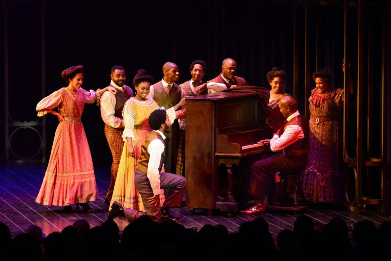 BWW Interview: Megan Lione is Enlightened by RAGTIME at Ogunquit Playhouse