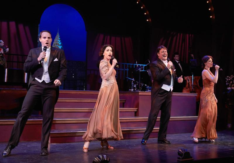 BWW Review: As Time Goes By: THE ALL NIGHT STRUT Revives Music and Memories