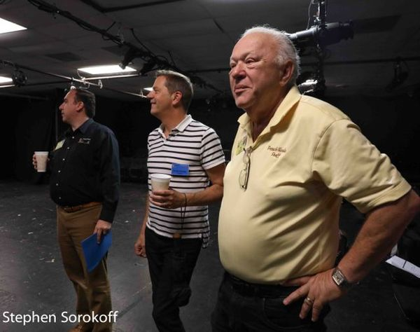 Brian Worsdale, Steven Reineke, ROn Schaefer, Founder/ French Woods Photo