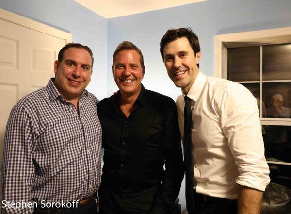 Brian Worsdale, Steven Reineke, Christopher Johnstone Photo