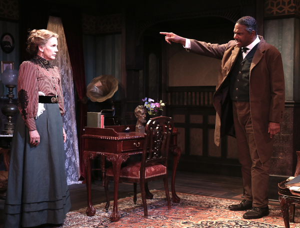 Photo Flash: First Look at Melissa Gilbert in World Premiere of IF ONLY