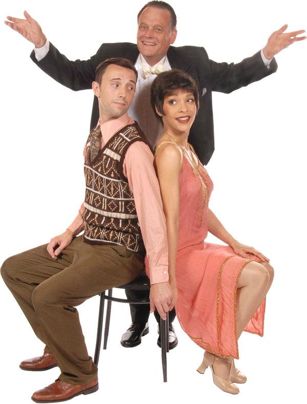 Chuck Ketter, Jon Gennari, and Kayla Dixon Photo