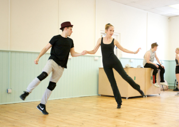 Photos: In Rehearsal with London Fringe Premiere of 9 TO 5 THE MUSICAL