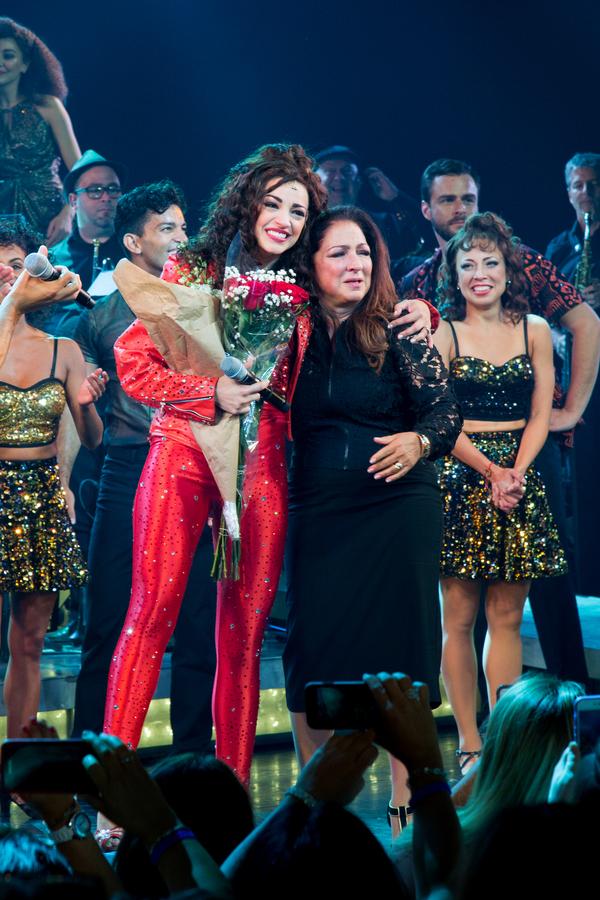 Ana Villafane, Gloria Estefan