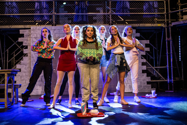 Photo Flash: First Look at Birdie Productions' FAME