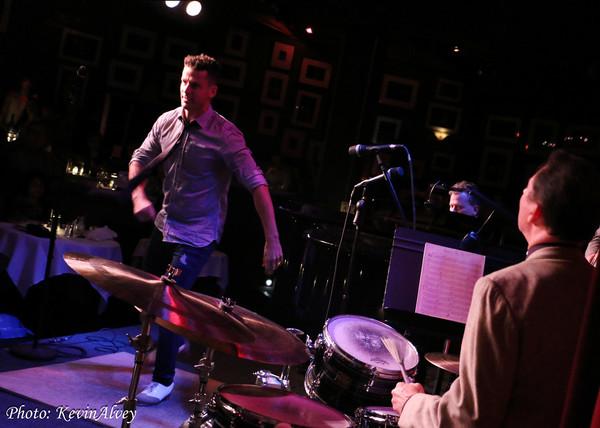 Luke Hawkins and Daniel Glass