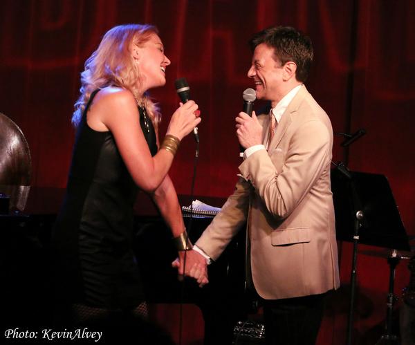 Photo Flash: Dave Koz, Christina Bianco, and More Take the Stage at Birdland